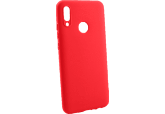 AGM 28048 Matt Backcover Huawei P Smart 2019 Thermoplastisches Polyurethan Rot