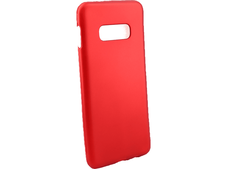 AGM 27969 Soft , Backcover, Samsung, Galaxy S10e, Thermoplastisches Polyurethan, Rot