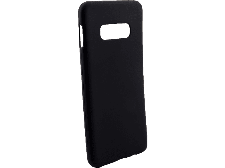 AGM 27967 Soft , Backcover, Samsung, Galaxy S10e, Thermoplastisches Polyurethan, Schwarz