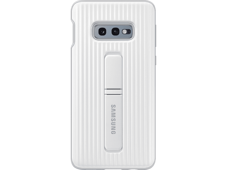 SAMSUNG Protective Standing Cover , Backcover, Samsung, Galaxy S10e, Weiß