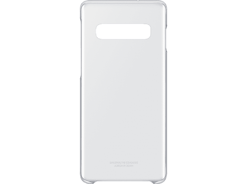 SAMSUNG Clear Cover , Backcover, Samsung, Galaxy S10, Transparent