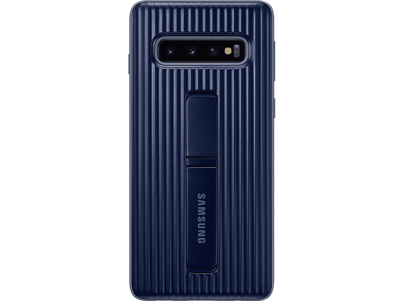 SAMSUNG Protective Standing Cover , Backcover, Samsung, Galaxy S10, Schwarz