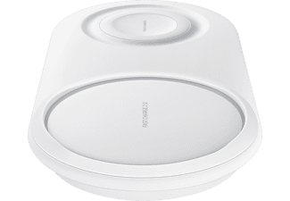 SAMSUNG Wireless Charger Duo Pad Induktive Ladestation, Weiß
