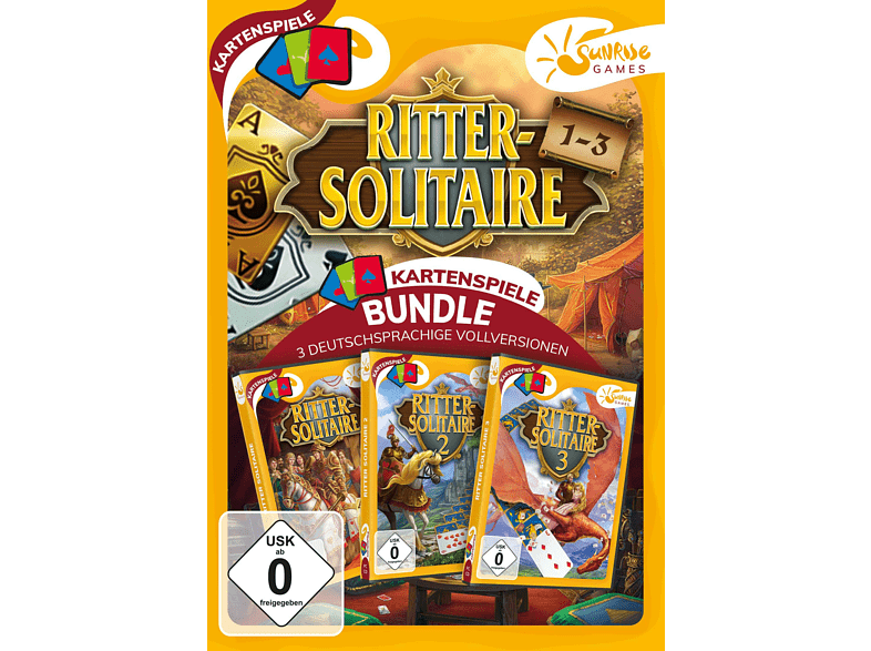 Ritter Solitaire 1-3 [PC]