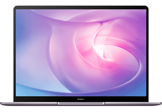 HUAWEI MateBook, Notebook, Core™ i7 Prozessor, 8 GB RAM, 512 GB SSD, Intel® UHD-Grafik 620, Grey