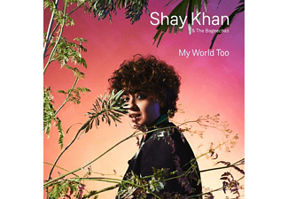 Shay Khan - My World Too - (CD)