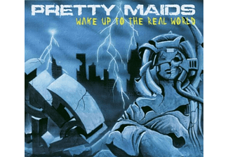 Pretty Maids - Wake Up To The Real World (Gatefold/Black/180 GR) - (Vinyl)