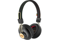 MARLEY Positive Vibration 2, On-ear Kopfhörer Bluetooth Rasta