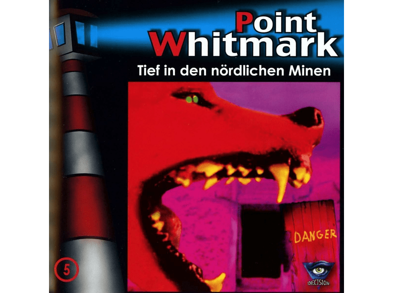 Point Whitmark - 05/Tief in den nördlichen Minen - (CD)