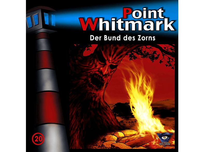 Point Whitmark - 20/Der Bund des Zorns - (CD)