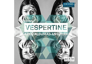 Nationaltheater Mannheim - Björk: Vespertine - (CD)