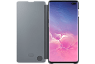 SAMSUNG Clear View Cover , Bookcover, Samsung, Galaxy S10+, Schwarz