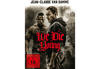 We Die Young - (DVD)