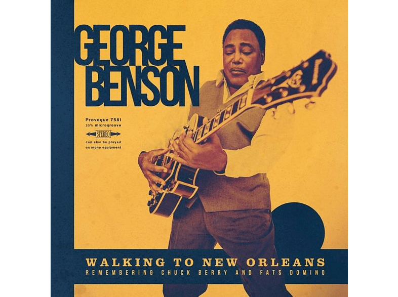 George Benson - Walking To New Orleans-Remembering...(CD) [CD]