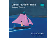 Susan Bickley, Andrew Matthew-Owen, Claire Booth - Songs & Vexations [CD]