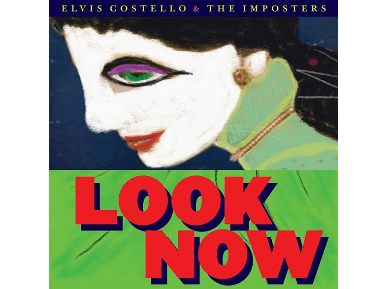 Elvis Costello, The Imposters - Look Now (Ltd.V7 Box) [Vinyl]