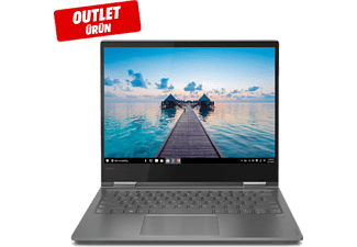"LENOVO Yoga 730 Intel™ Core®  i7-8550U İşlemci-8GB DDR4-256GB SSD-13.3""FHD 81CT00BPTX Outlet 1186916"