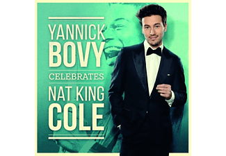 Yannick Bovy - Celebrates Nat King Cole CD