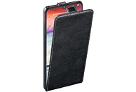 HAMA Smart Case , Flip Cover, Huawei, Honor, P Smart 2019, 10 Lite, Echtleder, Schwarz