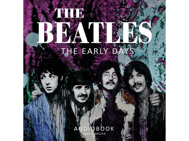 The Beatles - They Early Days [CD]