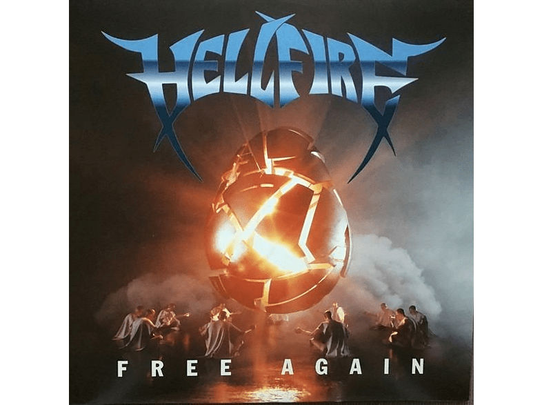 Hell & Fire - Free Again [Vinyl]