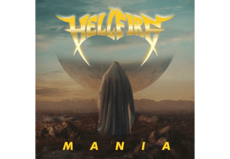 Hell & Fire - Mania - (CD)