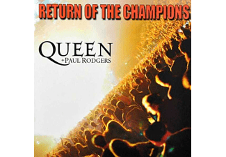 Queen & Paul Rodgers - Return Of The Champions CD