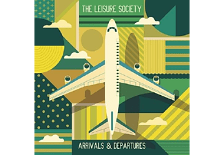 The Leisure Society - Arrivals & Departures - (CD)