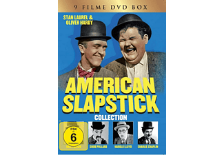 American Slapstick Collection - (DVD)