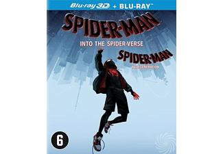 Spider-man - Into The Spider-verse (3D) | Blu-ray