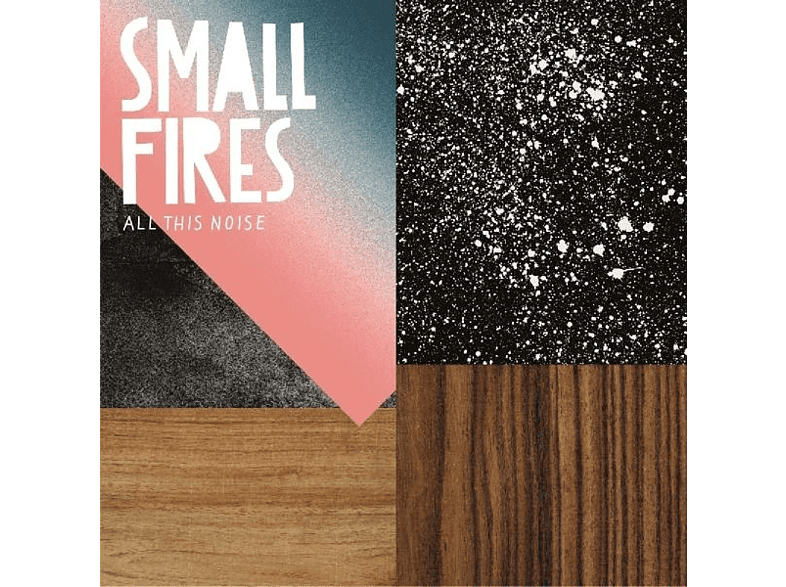 Small Fires - All This Noise [CD]
