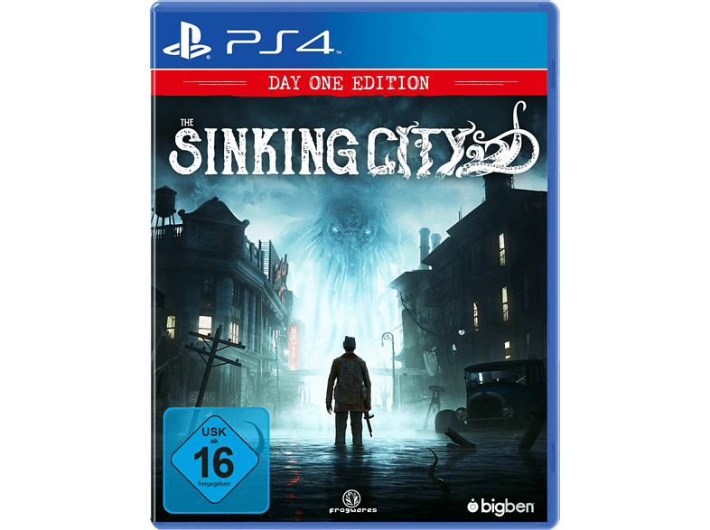 The Sinking City - Limited Day One Edition [PlayStation 4]