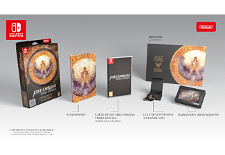 Fire Emblem - Three Houses Limited Edition Switch