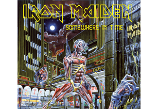 Iron Maiden - Somewhere In Time (2015 Remaster) - (CD)