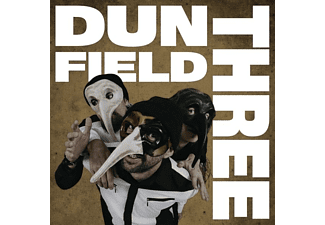 Dun Field Three - DUN FIELD THREE (WHITE VINYL/180G +MP3) - (LP + Download)