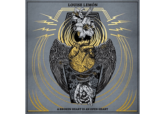Louise Lemon - A Broken Heart Is An Open Heart (LP-Box+2CD) - (LP + Bonus-CD)