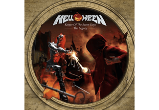 Helloween - KEEPER OF THE SEVEN KEYS THE LEGACY - (Vinyl)