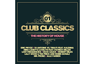 VARIOUS - Club Classics Vol.1-The History [CD]