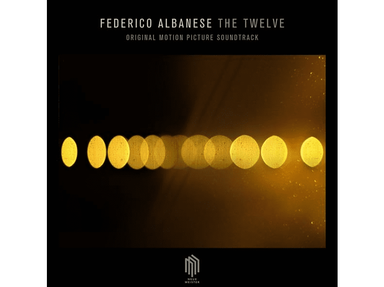 Federico Albanese - The Twelve [CD]