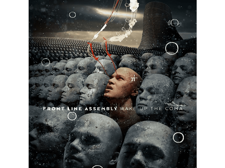 Front Line Assembly - Wake Up The Coma (2LP/GTF/Black Vinyl) [Vinyl]