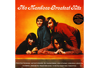 The Monkees - THE MONKEES GREATEST HITS - (Vinyl)