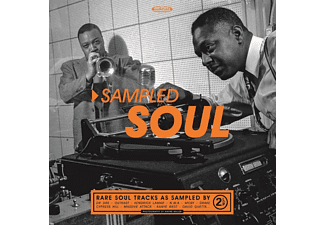 Sampled Soul CD