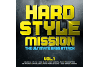 VARIOUS - Hardstyle Mission Vol.1-Ultimate Bass Attack [CD]