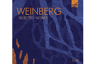 Borodin Quartet, Alla Vasilieva, Chamber Orchestra, The Moscow Philharmonic Orchestra, VARIOUS - Mieczyslaw Weinberg.Selected Works [CD]