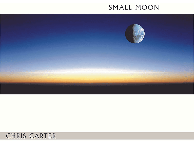 Chris Carter - Small Moon [LP + Download]
