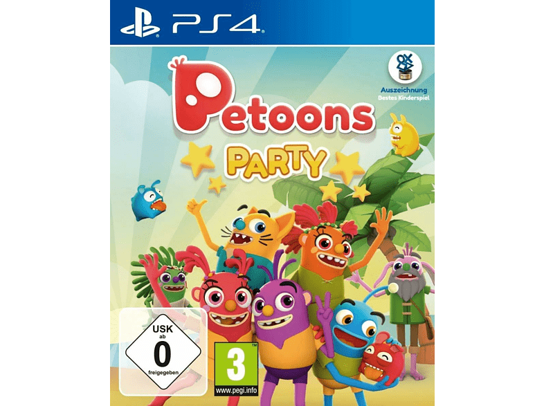 Petoons Party [PlayStation 4]