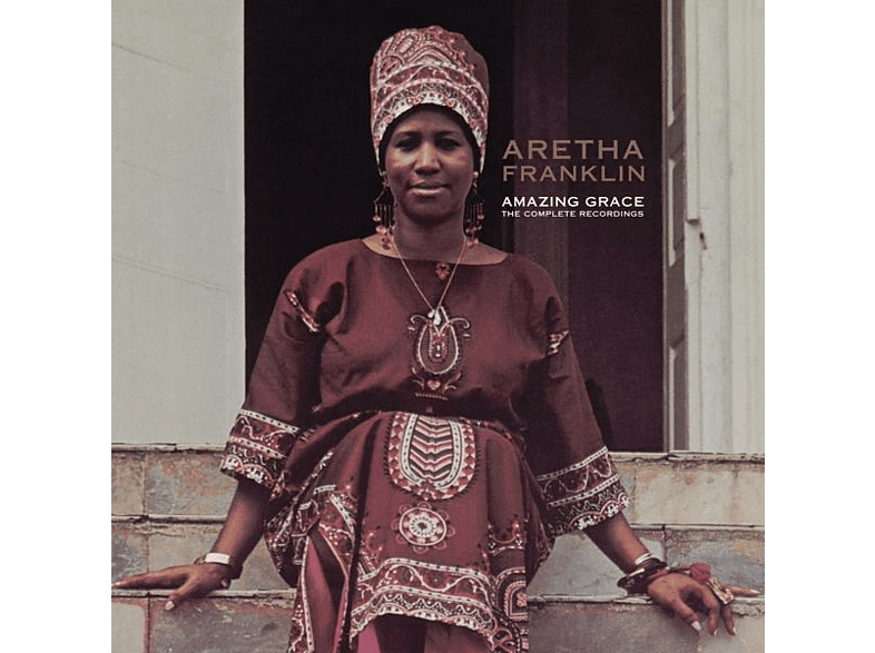 Aretha Franklin - Amazing Grace:The Complete Recordings [Vinyl]