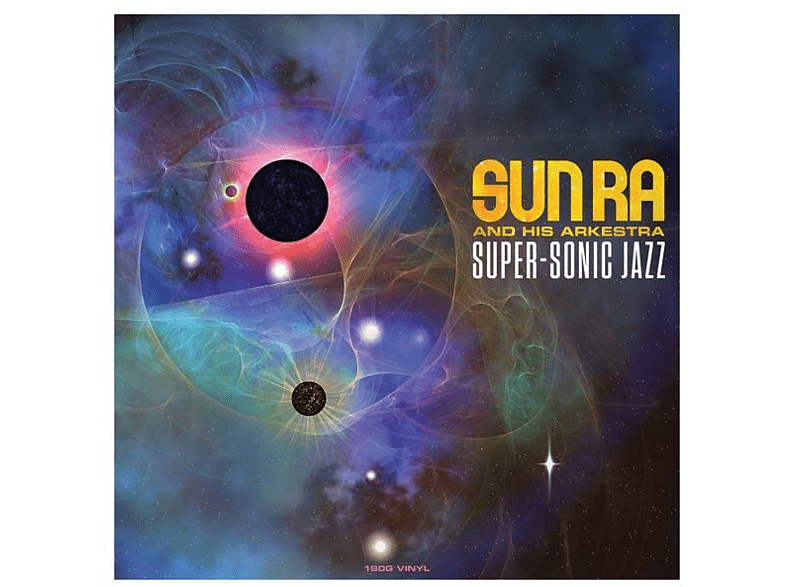 Sun & His Arkestra Ra - Super-Sonic Jazz [Vinyl]