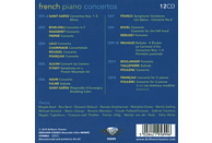 VARIOUS - French Piano Concertos [CD]