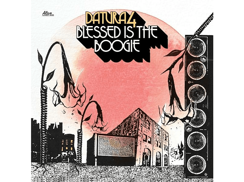 Datura4 - Blessed Is The Boogie [Vinyl]